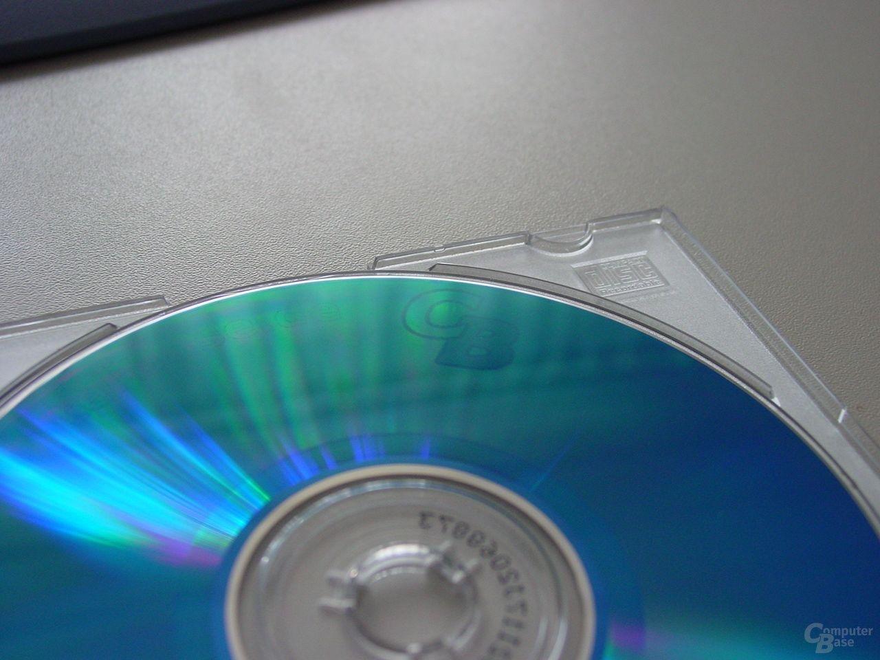 DiscT@2 - dunkle CD-Unterseite - Bild 1