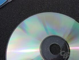 DiscT@2 - helle CD-Unterseite