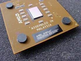 Athlon XP 2700+ Beschriftung