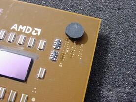 Athlon XP 2700+ L1 Brüclcken sind verbunden