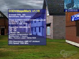 Xabre TTex3 Villagemark