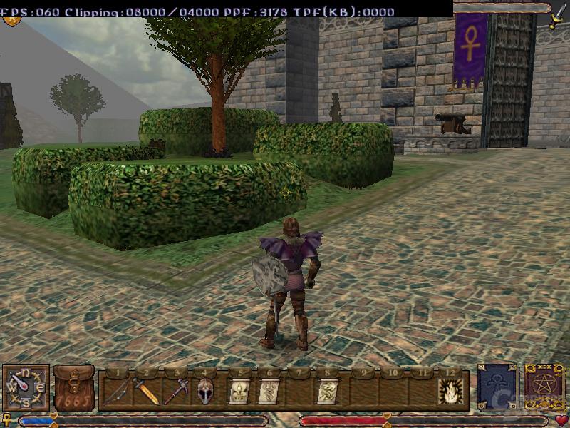 Xabre TTex1 Ultima IX