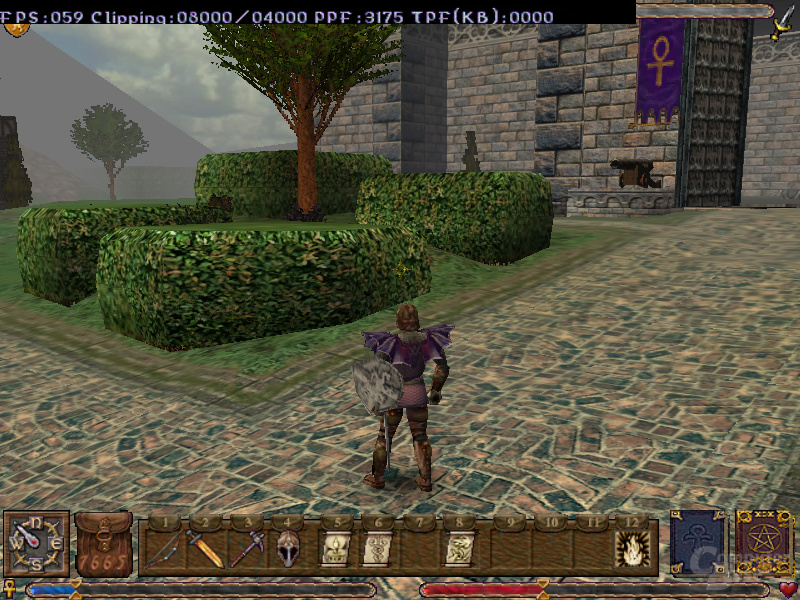 Xabre TTex3 Ultima IX