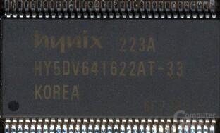 3,3ns-RAM von Hynix