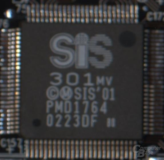 TV-Out Chip SiS-301