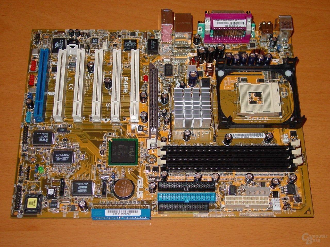 P4PE Board