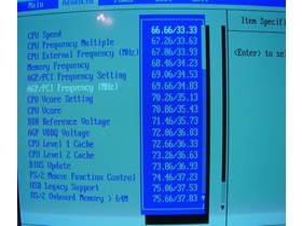 AGP/PCI-Takt