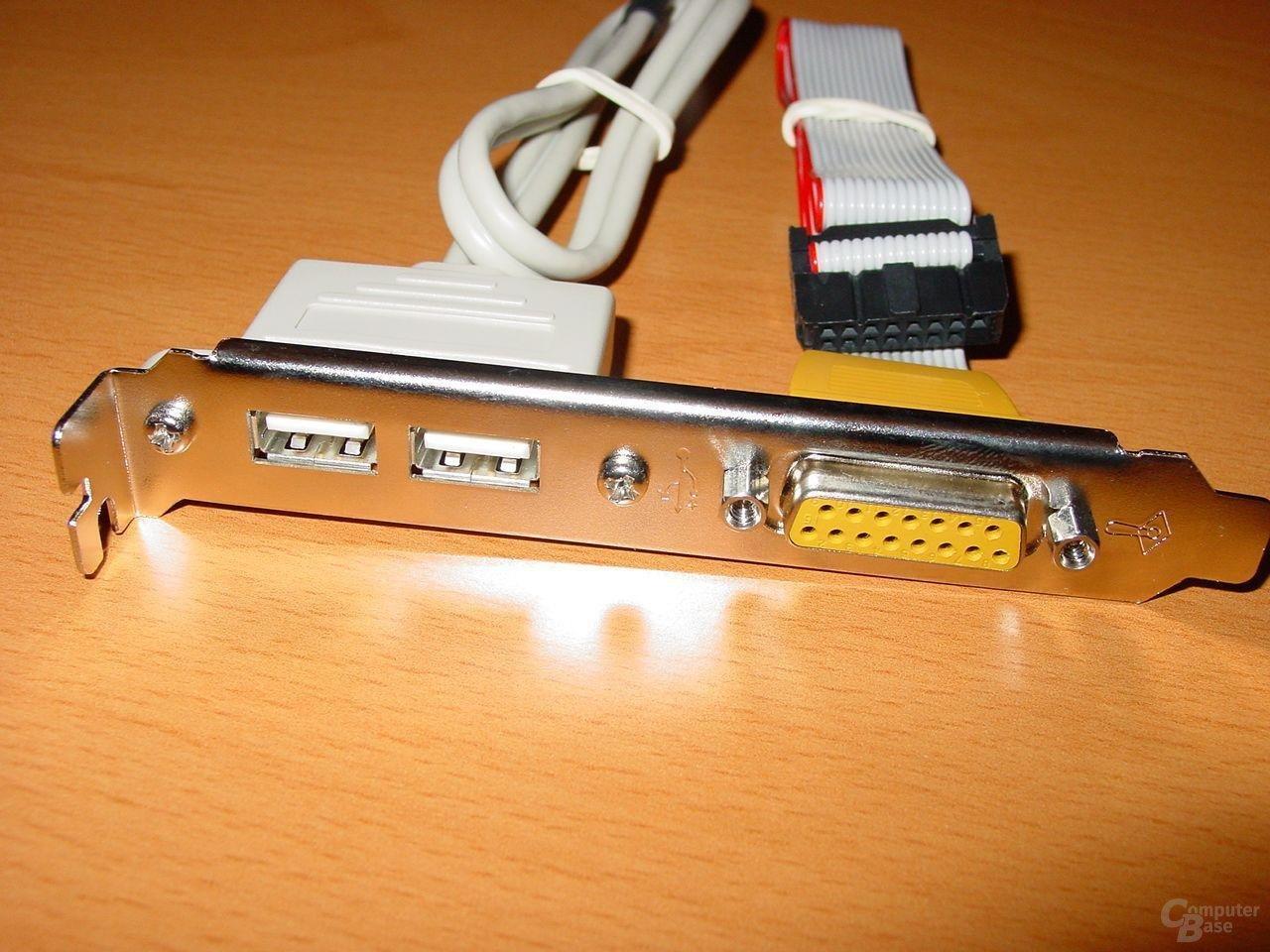 USB- und Game-Modul