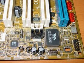 VIA Firewire Controller