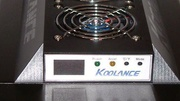 Koolance PC2-601BW im Test: Gehäuse mit Wasserkühlung inklusive
