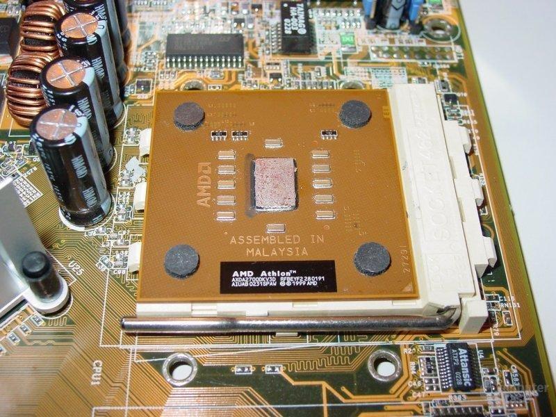 Athlon XP2700+
