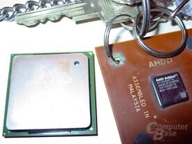 Athlon vs. Pentium 4