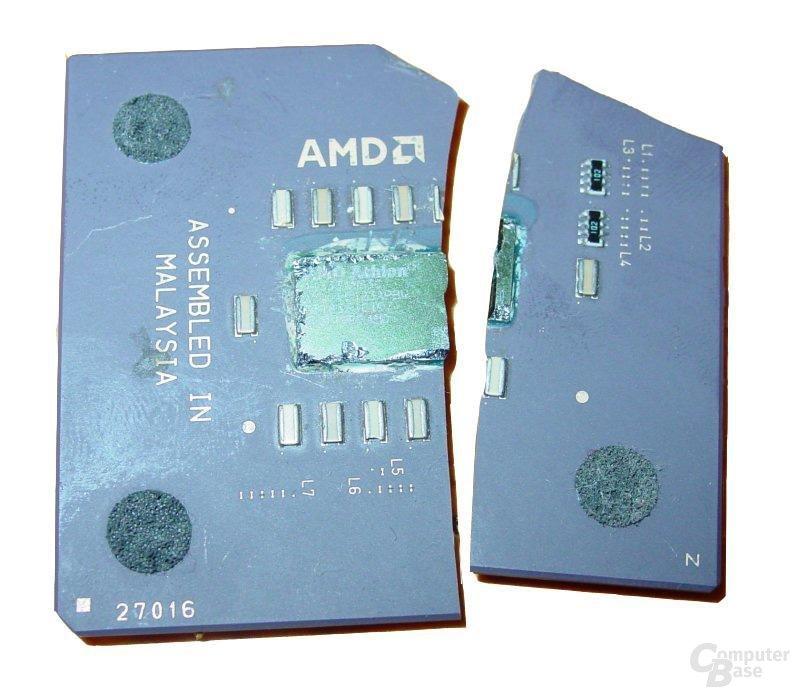 Athlon C mit 'Sprung'
