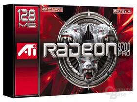 ATi Radeon 9700 Pro - Verpackung