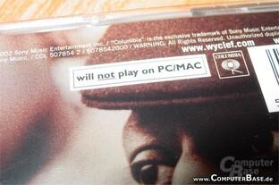 Key2Audio CD-Hülle