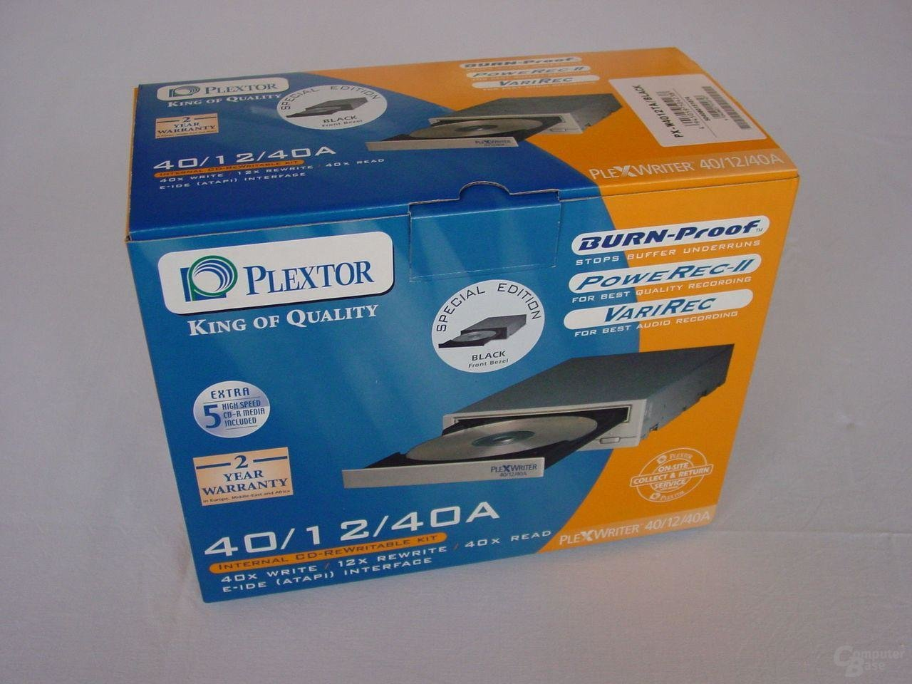 Verpackung PX-4012TA