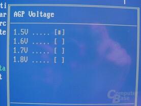 AGP Voltage