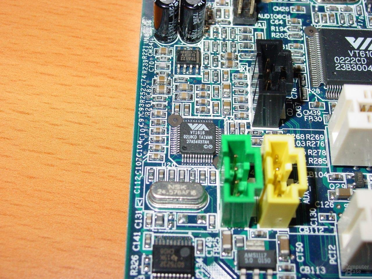 VT1616 Sound Codec