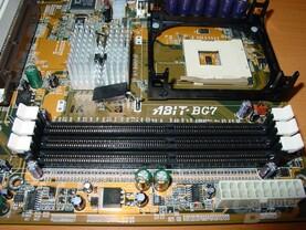 RAM-Steckplätze