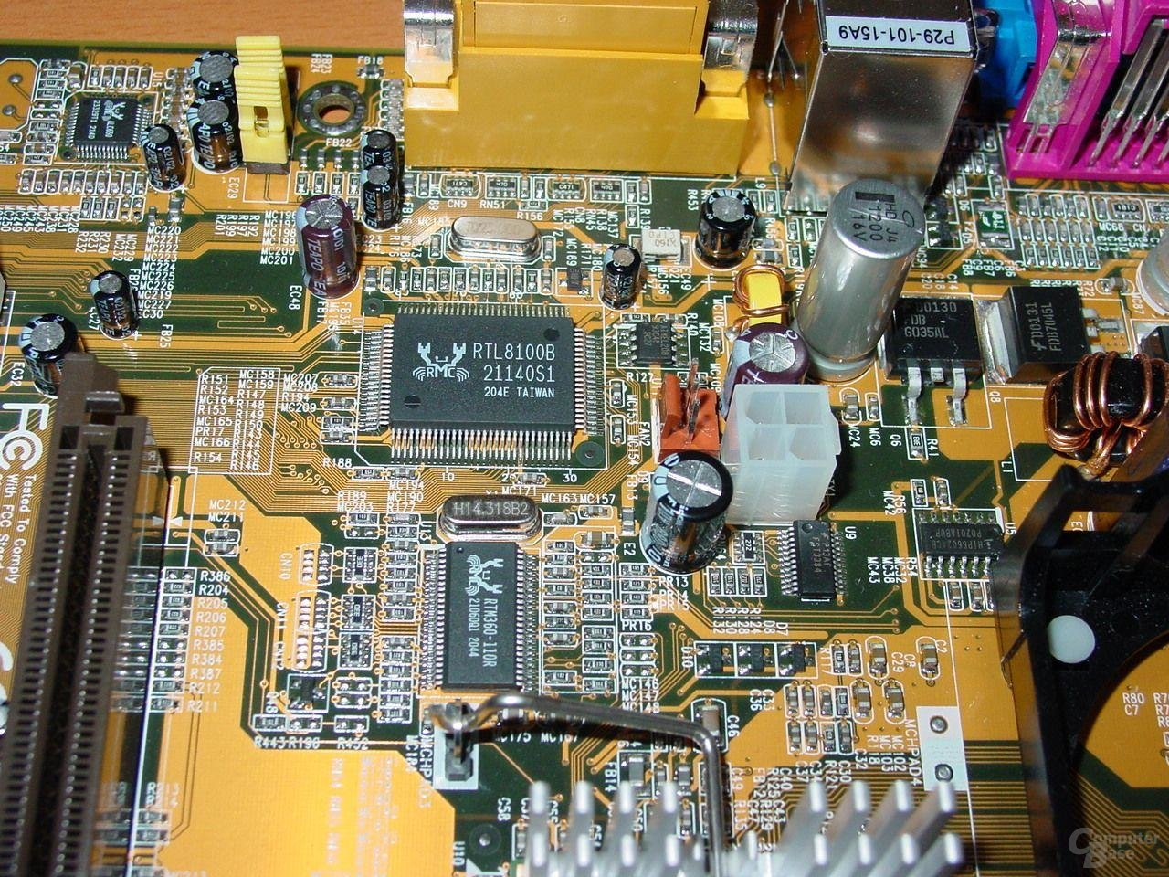 Realtek LAN-Chip