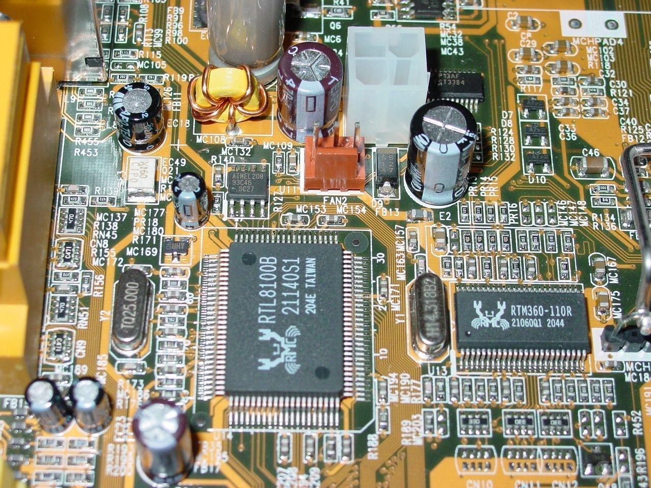 LAN-Chip