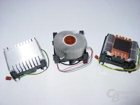 Von Unten - Vlnr- Alter Boxed Kühler - Neues Referenz Design - Neuer Boxed Kühler