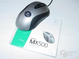 Logitech MX500