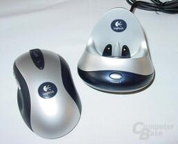 Logitech MX700 mit Ladeschale