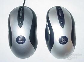 DSC02941MX 500 und MX 700 nebeneinander von Oben