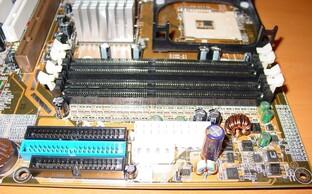 Power - RAM - IDE