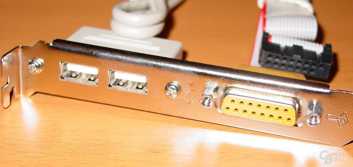 USB-GamePort-Modul - 2