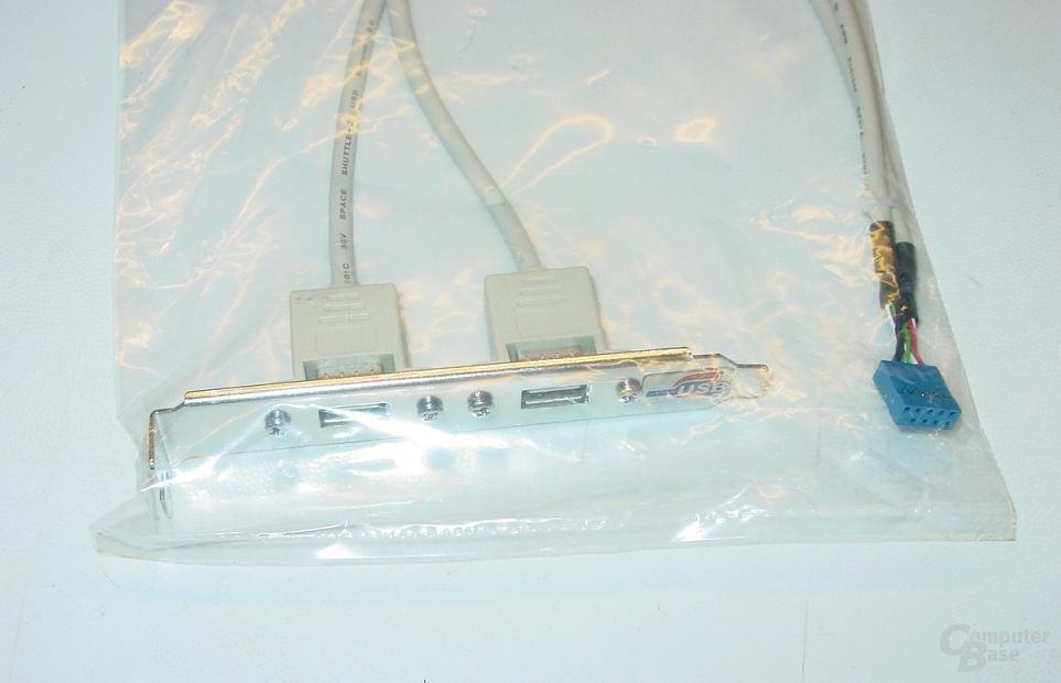 USB Blende