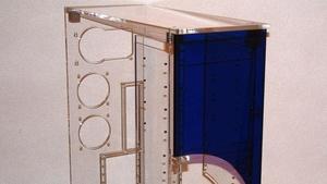 BN-Plexmaster-G1 im Test: Dieses Gehäuse versteckt die Hardware nicht
