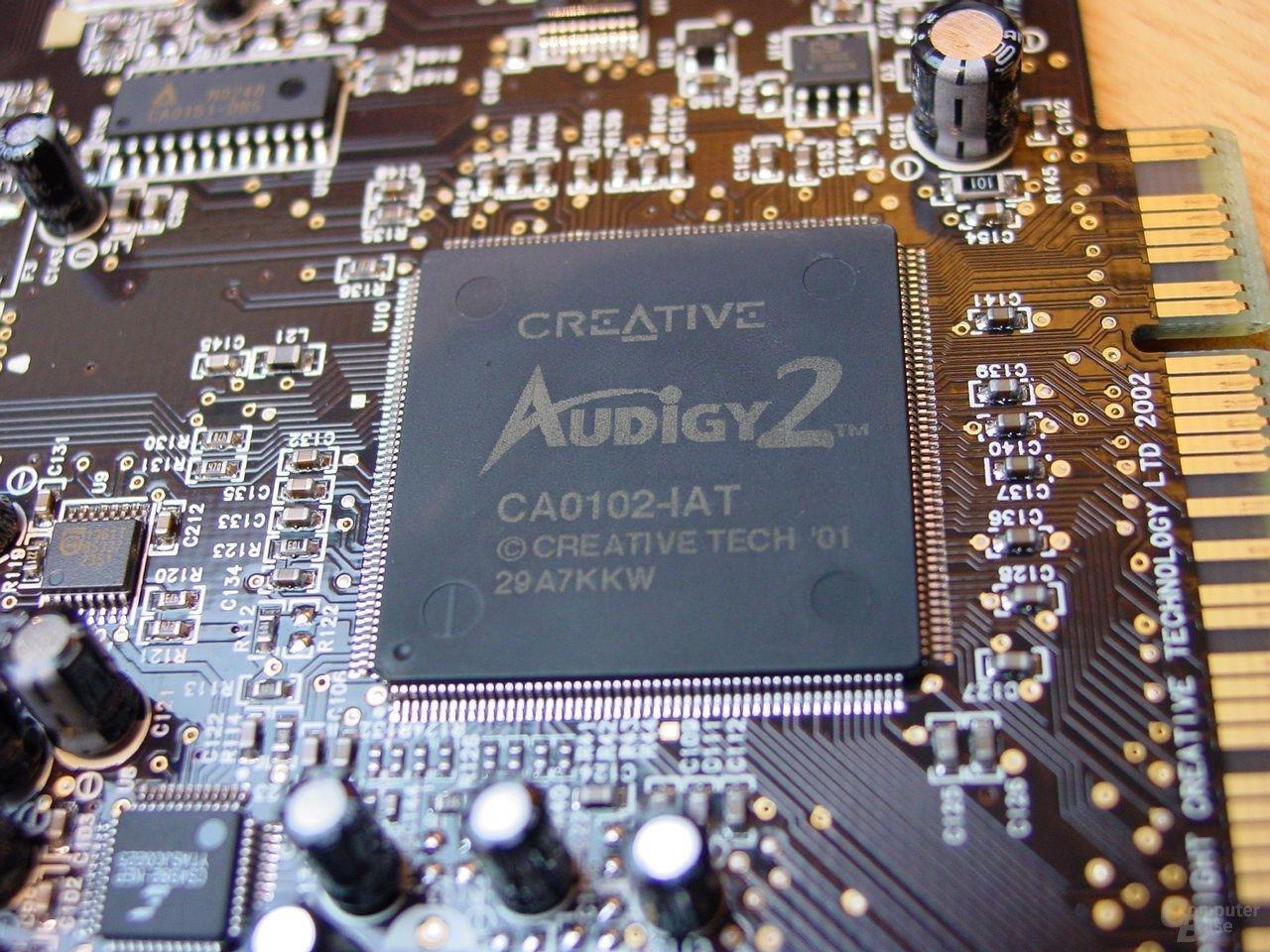 Audigy2 Chip