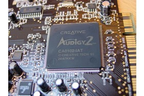 Audigy2 Chip