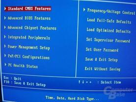 EP-4GEAEI - BIOS - Übersicht