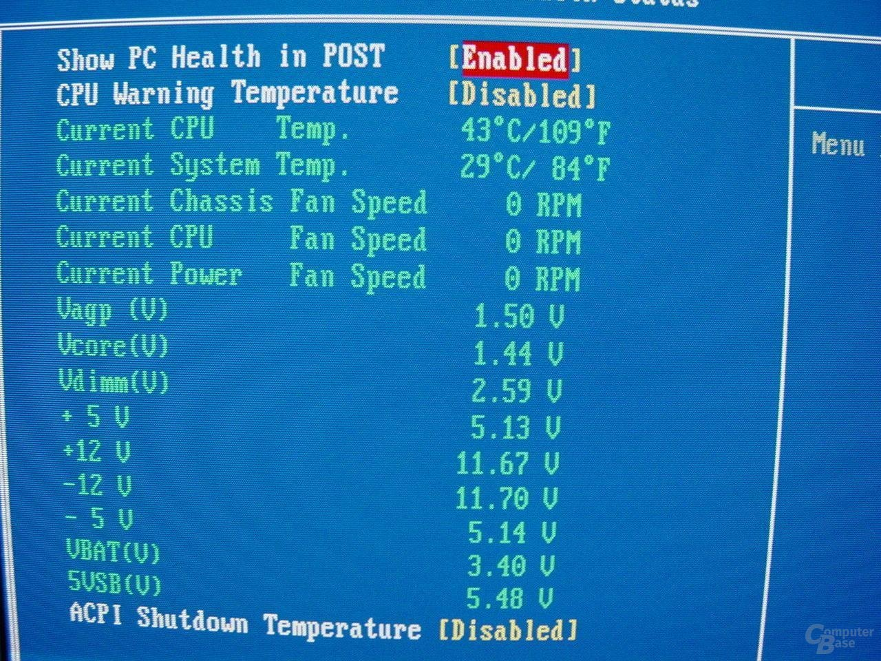EP-4GEAEI - BIOS - Health