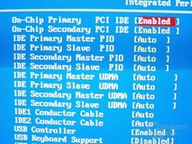 GA-8PE667 Ultra 2 - BIOS - IDE