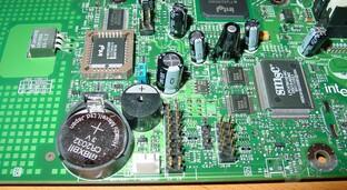 D850EMV2 - Bios + Batterie + Connections