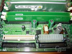 D850EMV2 - RAM - IDE - Strom