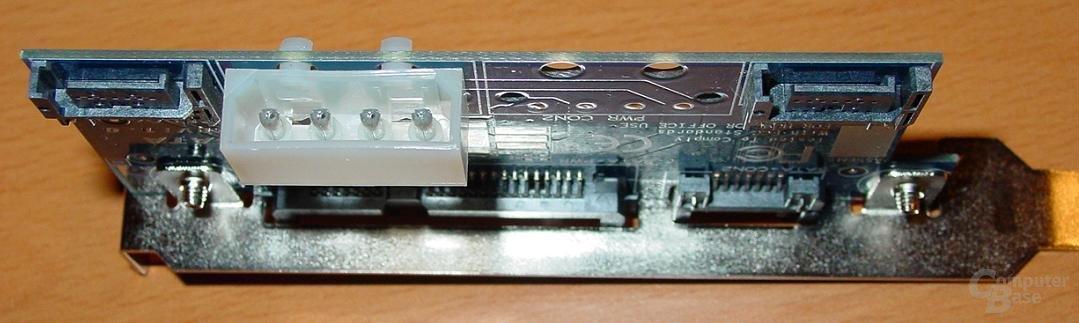 GA-8PE667 Ultra 2 - SATA-Power