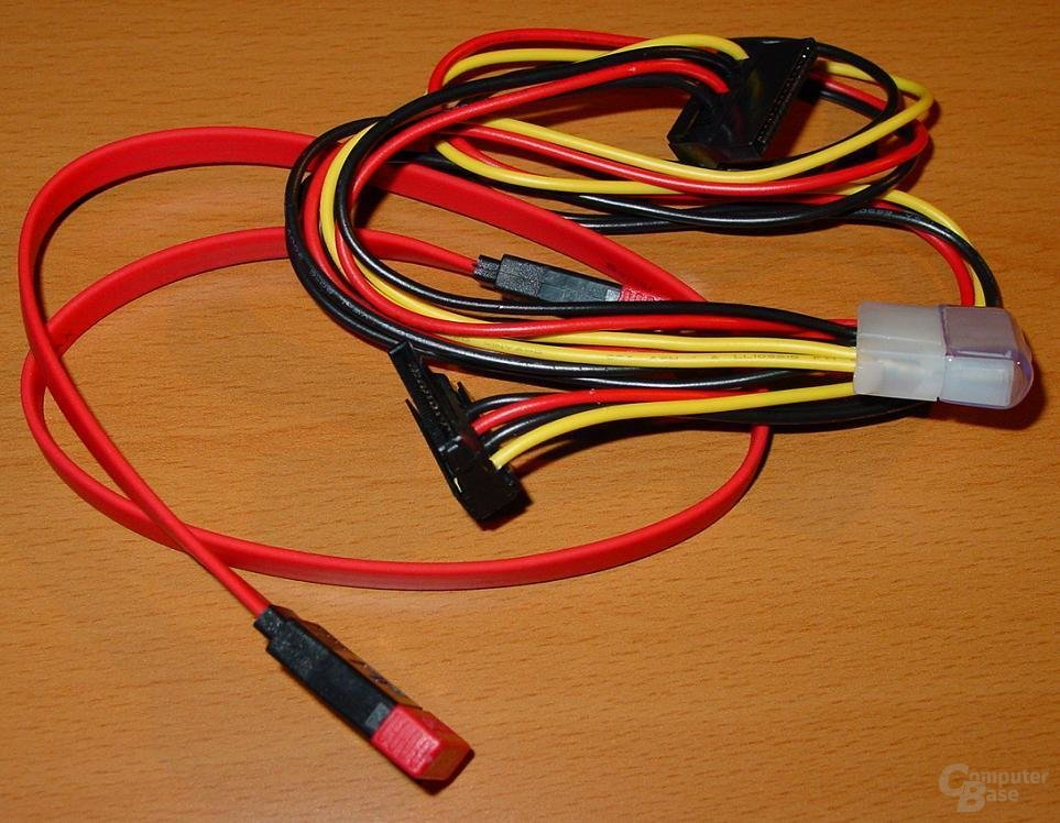 GA-8PE667 Ultra 2 - SATA-GC-Kabel