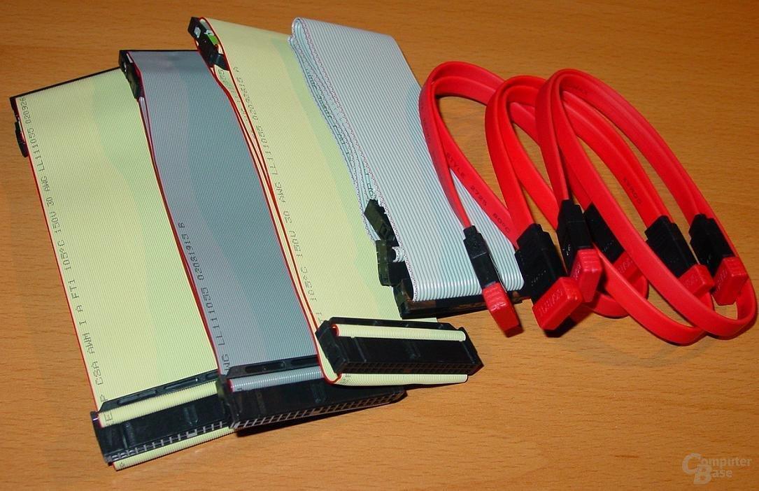 GA-8PE667 Ultra 2 - Kabel