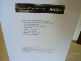 Mobile Athlon 64 Datasheet