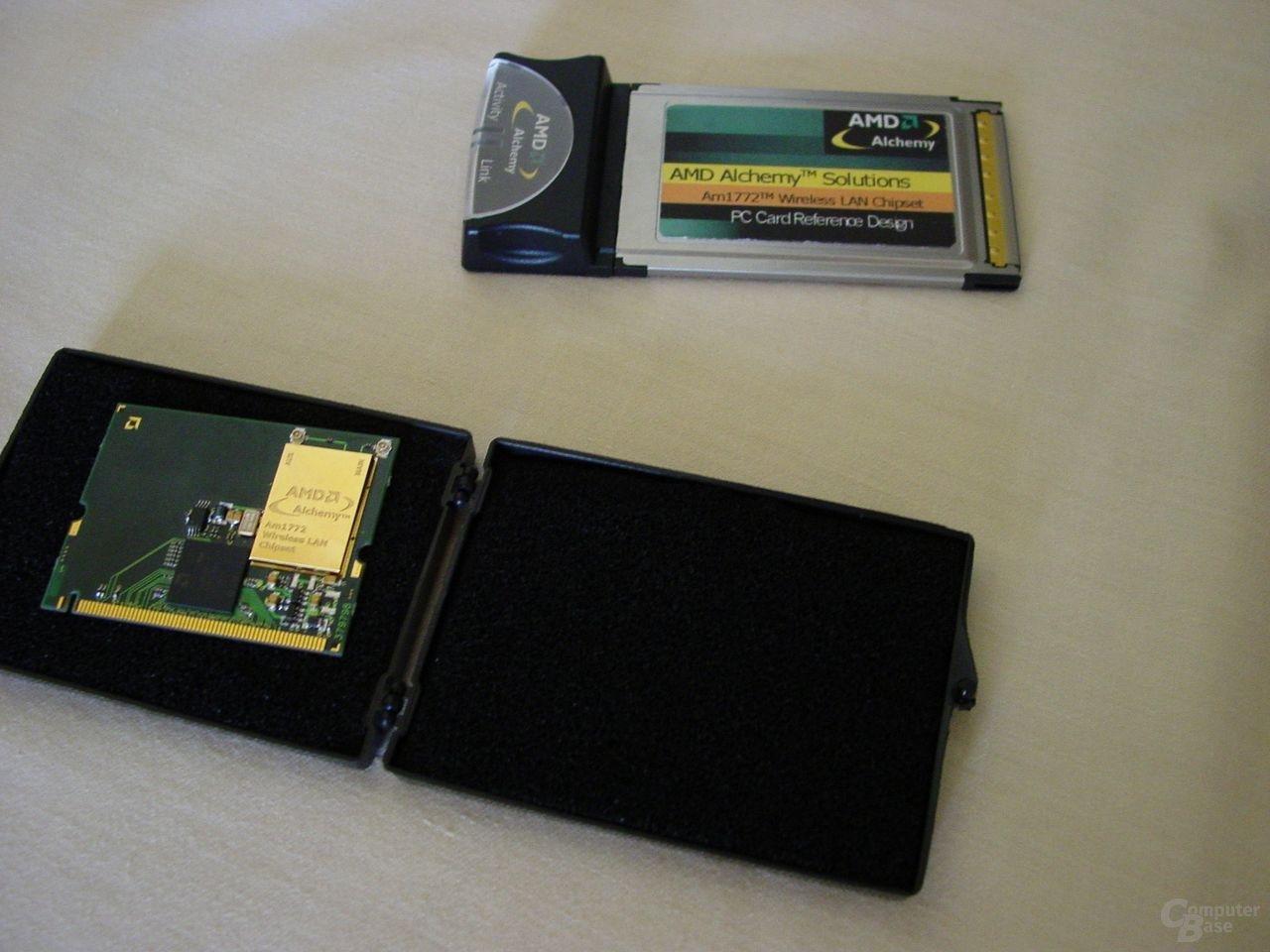 AMD Am1772 Wireless LAN