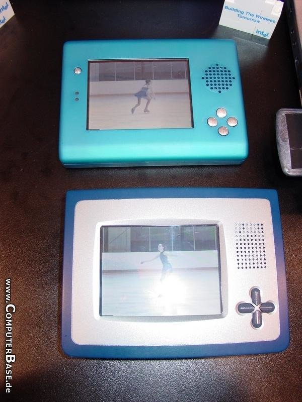 Portable Media Player