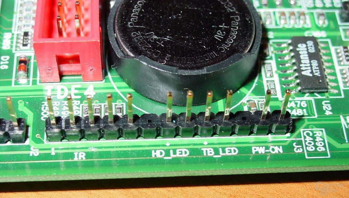 EPoX EP-4SDA5+ - Connectors - 2