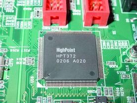 EPoX EP-4SDA5+ - Highpoint-Raid