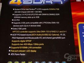 EPoX EP-4SDA5+ - Packung - 2
