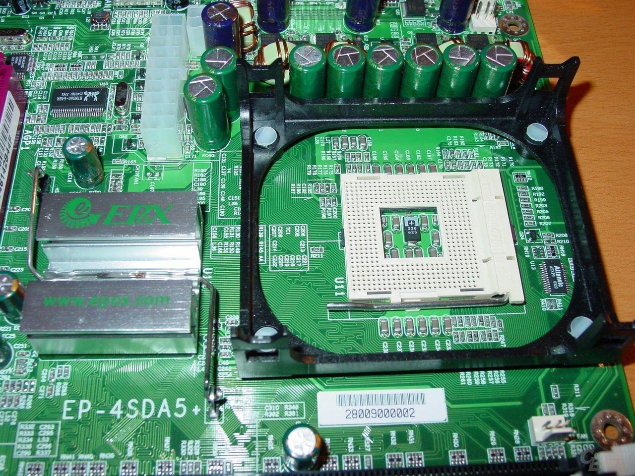 EPoX EP-4SDA5+ - Sockel - 2